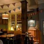 Cosy Westbourne front bar