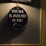 Front bar for hire