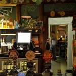 Real ales at The Westbourne